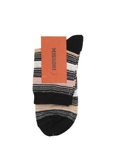 Missoni Çorap Siyah